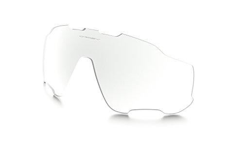 Oakley Lentes de Recambio Originales Jawbreaker - Color Fotocromático Gris - Cristales Ideales para Ciclismo, Triatlon, Running, Senderismo.