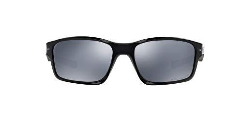 Oakley Chainlink Gafas de Sol, Hombre, (Black Ink Black Iridium Polarized), Talla única