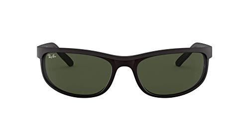 Ray-Ban RB 2027 Gafas de Sol, Black/Matte Black, 62 para Hombre*