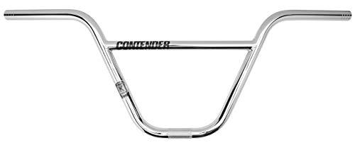 Kink Contender Manillar BMX (9.75' - Chrome)