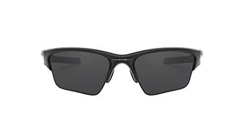 Oakley Half Jacket 2.0, Gafas de Sol para Ciclismo, Hombre, Polished black, 62 mm*