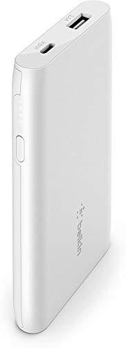Belkin batería externa 5K Boost Charge (cargador portátil con puerto USB, 5000 mAh de capacidad,...*