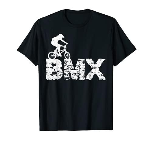 BMX cool retro motivo de regalo para niño niña Camiseta