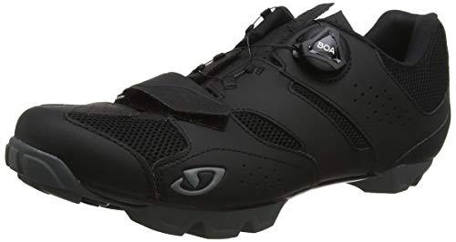 Giro Cylinder MTB, Zapatos de Bicicleta de montaña Hombre, Negro, 41 EU