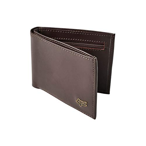 Fox wallet BIFOLD LEATHER BROWN OS