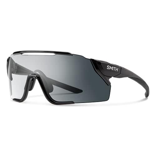 SMITH Attack MAG MTB - Gafas de lentes intercambiables para adulto, unisex, color negro
