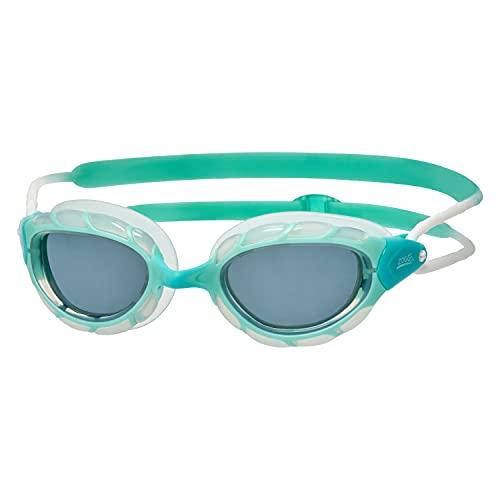 Zoggs Predator-Regular Fit Gafas de natación, Adultos Unisex, Multicolor (Multicolor), Talla Única*