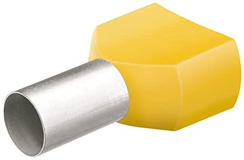 KNIPEX Punteras huecas Twin con collar de plástico 50 unidades de cada tipo 97 99 376*
