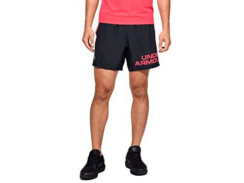 Under Armour 1350169-001_XL Pantalones Cortos, Black, Hombre