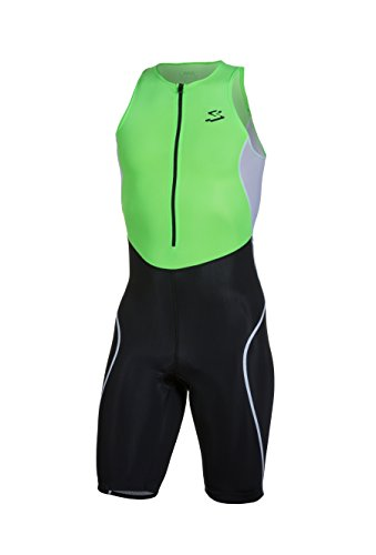 Spiuk Universal - Tritraje para Hombre, Color Verde, Talla S