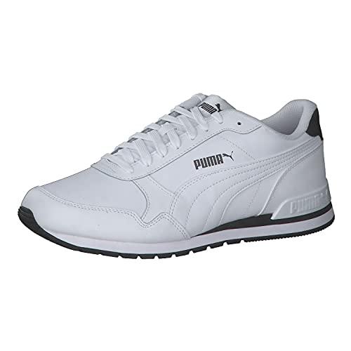 Puma ST Runner v2 Full L, Zapatillas Bajas Unisex-Adulto, Blanco (White/White), 40 EU*