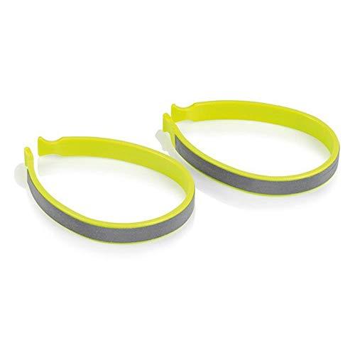 Xlc Cp-c01 CP-C01-Pasadores para Pantalones, Adultos Unisex, Amarillo, Talla única
