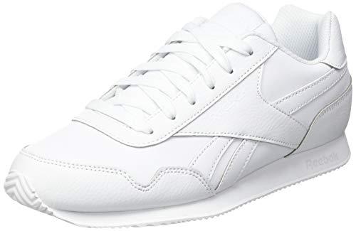 Reebok Royal CLJOG 3.0, Zapatillas de Running Mujer, Blanco/Blanco/Blanco, 39 EU