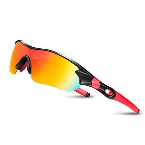 Bea CooL Gafas De Sol Polarizadas UV400, Gafas para MTB Bicicleta Montaña 100% De Protección UV...*