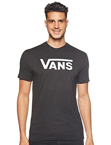 Vans Herren Classic Vggg T-Shirt, Schwarz (BLACK-WHITE Y28), S*
