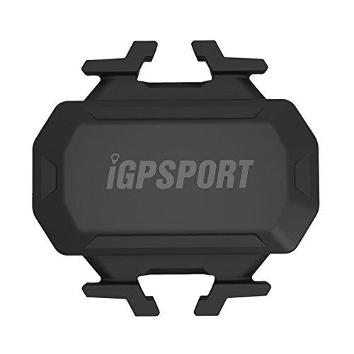 iGPSPORT C61 (versión española) - Sensor de Cadencia inalámbrico Ant+ / 2.4G y Bluetooth 4.0...*