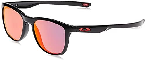 Ray-Ban 0OO9340 Gafas de Sol, Polished Black, 52 para Hombre*
