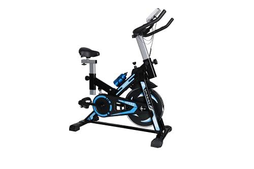Bicicleta estática Spinning- Bicicletas Spinning para Fitness -Volante Inercia 12 kg,Maximo Peso...*