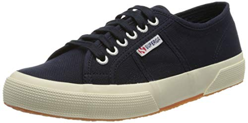 Superga 2750 COTU Classic Sneaker, Zapatillas Unisex Adulto, Azul (Navy S 933), 41 EU