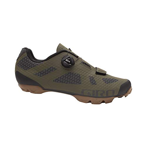 Giro Rincon Zapatos, Hombre, Olive Gum, 8,5 UK*
