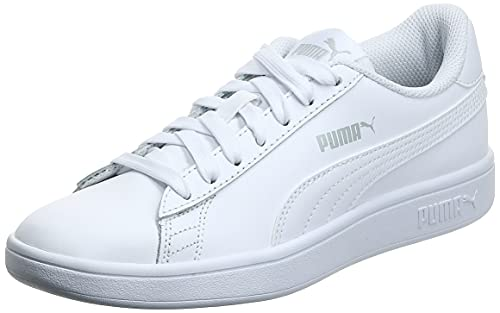 PUMA Smash V2L, Zapatillas Hombre, White White, 44 EU*