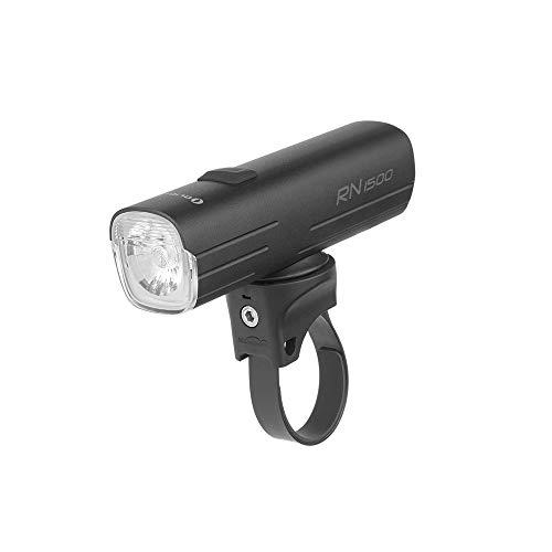 OLIGHT RN 1500 Linterna Delantera de Bicicleta Faro LED de Bici da 1500 Lúmenes Luz Bicicleta Delantera con Batería 5000mAh, IPX 7,Lámpara de MTB Impermeable y Recargable con USB Cable