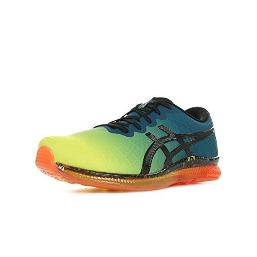 Asics Gel-Quantum Infinity, Zapatillas de Running Hombre, Amarillo (Sour Yuzu/Black 750), 43.5 EU
