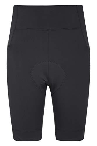 Mountain Warehouse Pro Womens Cycling Shorts - Chamois Padding, Quick Wicking, Ultimate Opacity...*