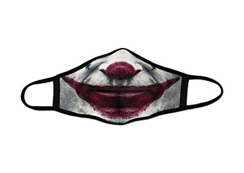 Mascarilla Higiénica de Tela Reutilizable - Joker*