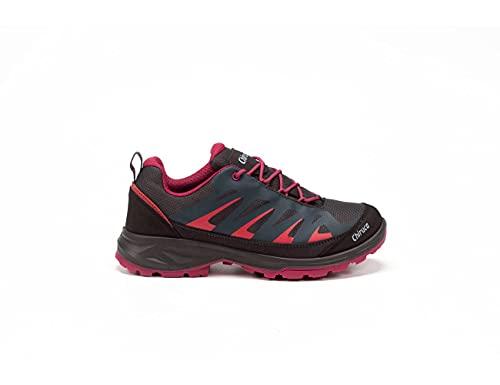 Zapatillas de Mujer para Trekking y Senderismo CHIRUCA VOLCAN 09 Gore-Tex (Gris, Numeric_37)*