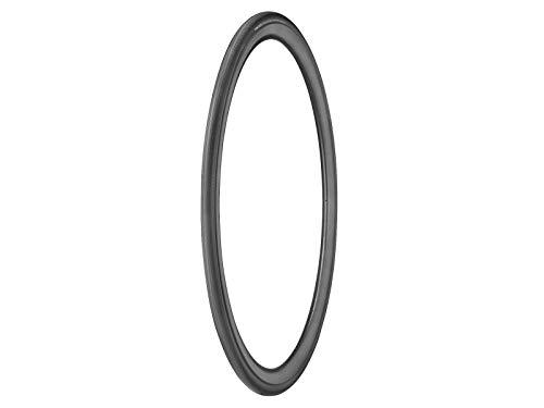 Giant Gavia AC 1 - Neumático de goma para bicicleta de carreras, carretera, bicicleta de 700 x 25 cm, sin cámara 60 TPI, color negro