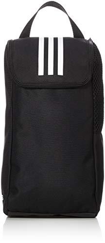 adidas - SL Benfica - Tiro 19 GymSack - Bolsa deportiva, Unisex Adulto, Black/White, Talla Única