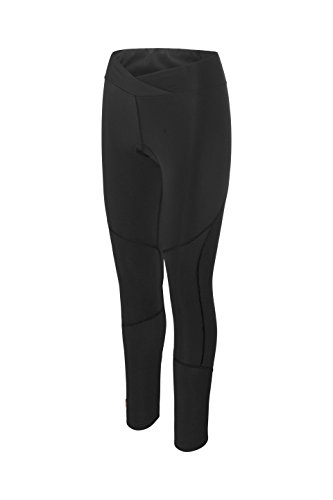 Spiuk Race Culote Largo C/T, Mujer, Negro, M