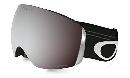 Oakley Flight Deck XM - Gafas de esquí/snowboard, Negro Mate (Matter Black) - (con logo blanco,...*