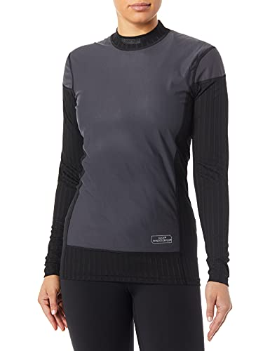 Craft Active Extreme Mujer 2.0WS CN LS W Ropa Interior, Mujer, Unterwäsche Active Extreme 2.0 WS CN LS W, Negro, Large