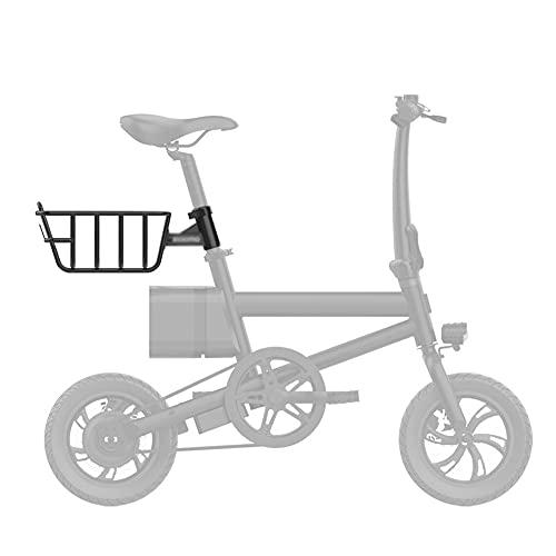 YYGG Cesta Bicicleta | Cesta Trasera para Bicicleta | Cesta para Bicicleta para Portaequipajes | Montaje Fijo | con Material de Fijación