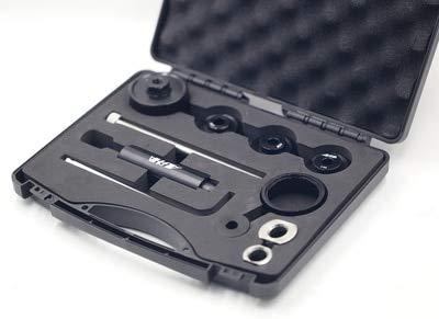 ACRZ - Juego de herramientas para instalar y extraer pedaliers Press Fit