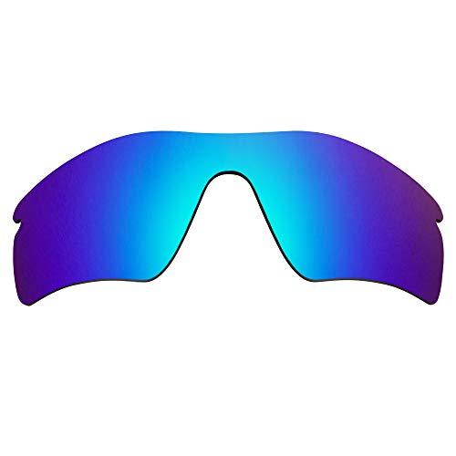 Lentes de repuesto compatibles con OAKLEY RADAR PATH Polarizado Azul Mirror*