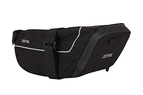 ZEFAL Z Light - Bolsa para sillín de Bicicletas, Color Negro, Talla Large