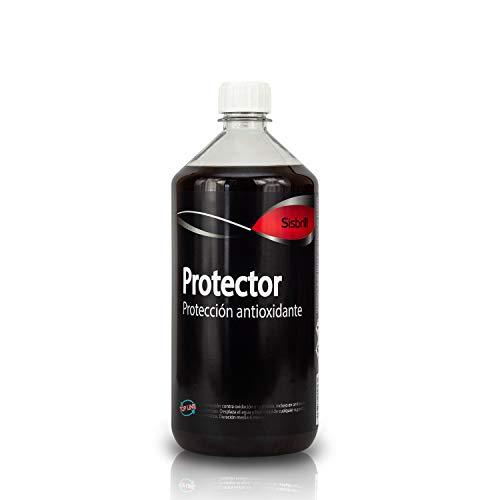 Sisbrill Protector, Protección Óxido y Corrosión - Bicicletas, Coches, Motos, Náutica y Todo Tipo de Metales - 1 Litro