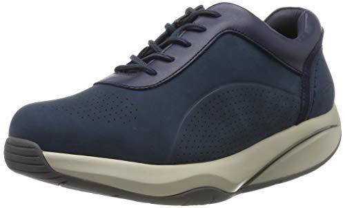 MBT TAITA Lace UP W, Zapatos de Cordones Oxford Mujer, Azul (Indigo Blue 1193u), 37 EU
