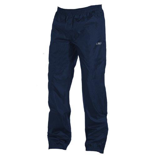 CMP Regenhose - Pantalones de lluvia para hombre, color azul azul, talla M*