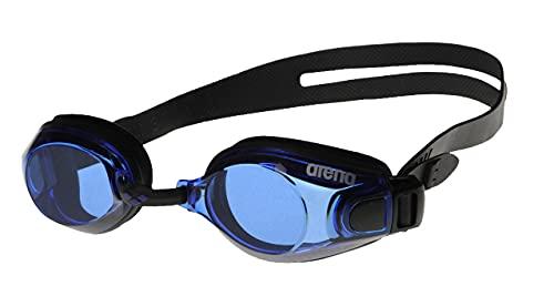 Arena Zoom X-Fit Gafas de Natación, Unisex Adulto, Negro/Azul, Universal*