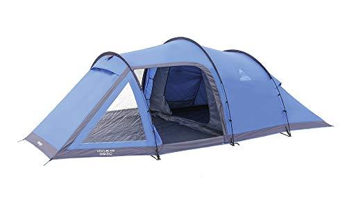 Vango Venture 450 - Tiendas de campaña de túnel, color azul, talla 4 Personen*