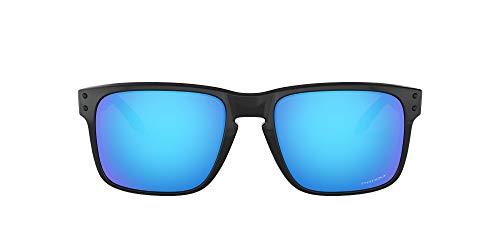 Oakley Holbrook 9102f5 Gafas de Sol, Polished Black, 57 para Hombre*