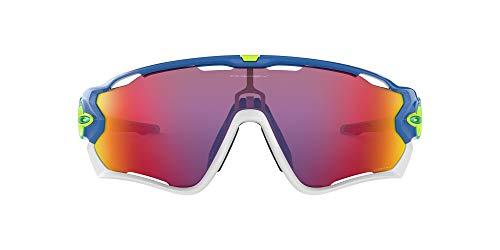 Oakley Jawbreaker Gafas, Blau, One Size para Hombre