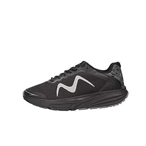 MBT Colorado X W, Zapatillas Mujer, Negro Black 257y, 38 EU*