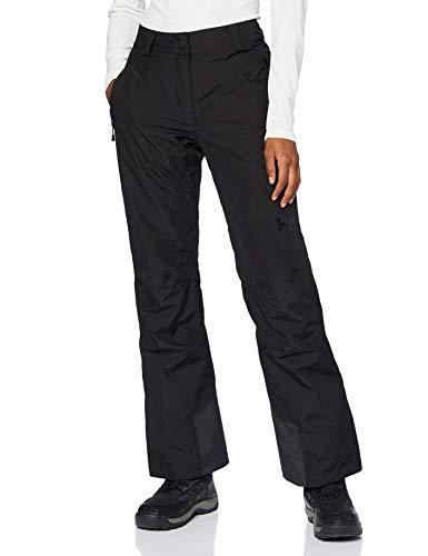 Helly Hansen W Blizzard Insulated Pant Pantalon Con Doble Capa, Mujer, Black, M*