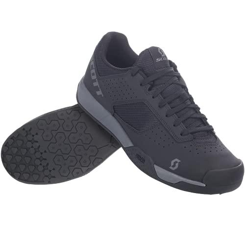 SCOTT MTB AR Zapatillas de Ciclismo, Hombre, Black/Dark Grey, 43