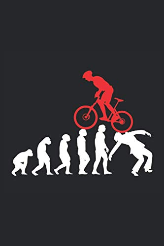 Calendar 2021 - 2022 MTB cycling Mountain Bike Biking Bicycle Evolution Mountainbike Mountainbiking: 01.01.2021 - 31.12. 2022 Calendar A5 ( 6' x 9') ... 120 pages for MTB Mountainbiker cyclist